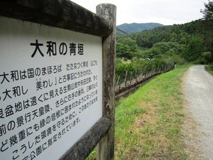 大和の青垣 山の辺の道