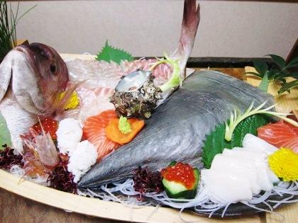 タイラギ貝のお造り