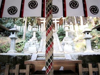 玉列神社ご参拝