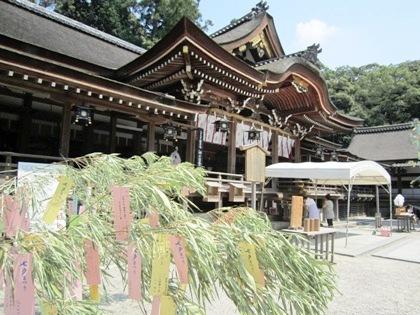 大神神社の七夕祭り