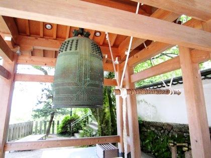 厄除の鐘 松尾寺