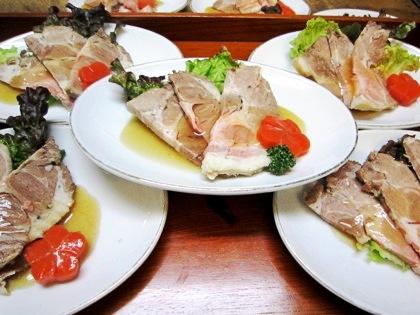 ヤマトポークの煮豚 焼豚